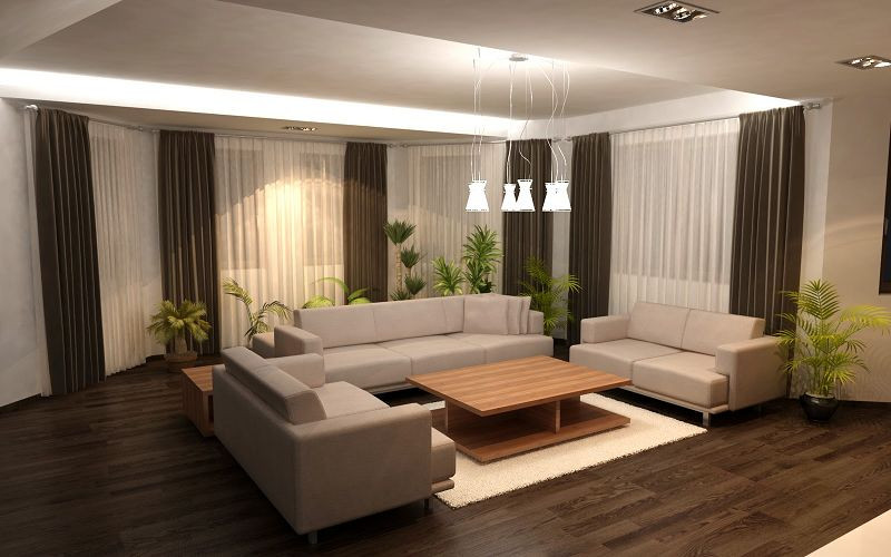 modern decoration idea