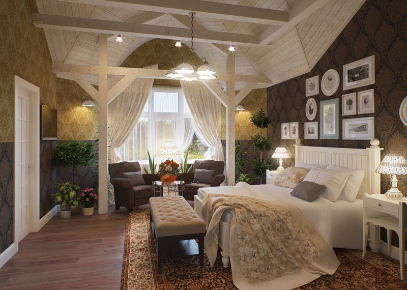 Provence Style In The Interior
