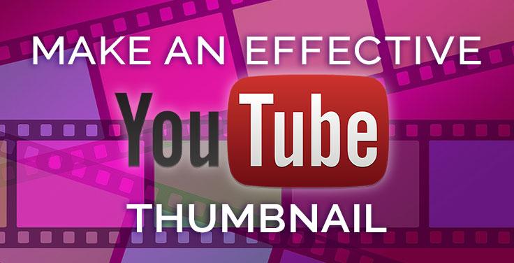 use of a thumbnail