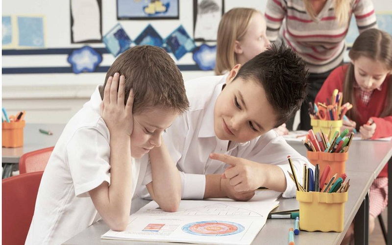resolve conflicts in the classroom