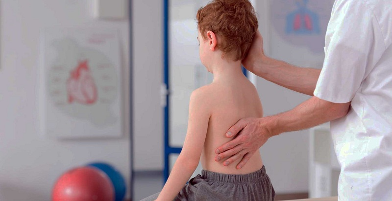 Lumbar Lordosis In Children: Causes And Treatment Of Exercises