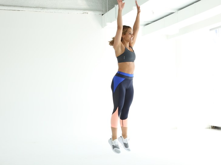 BURPEE WITHOUT JUMP