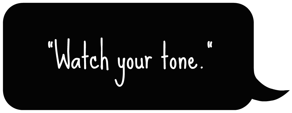 Change the Tone