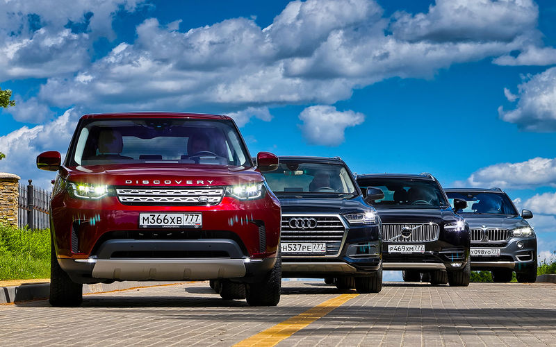 the best Range Rover