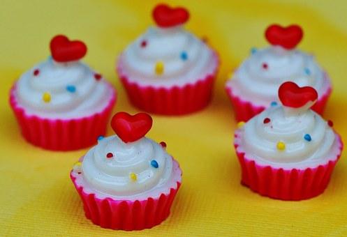 Very romantic cakes