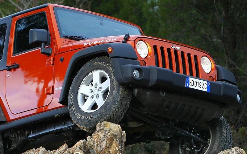 jeep 4 × 4