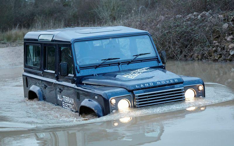 discover Jaguar Land Rover
