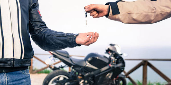 How to buy a second hand motorcycle