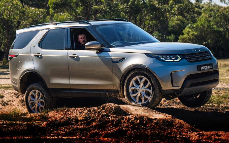 top Jaguar Land Rover