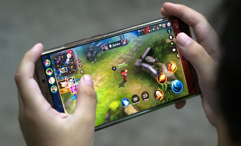 popular games for mobile