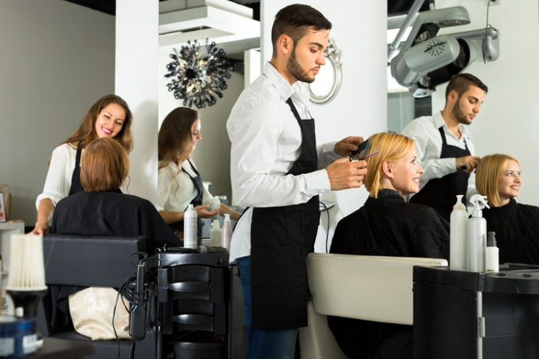 How to manage a salon