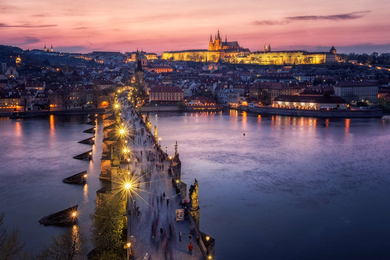 see in Prague