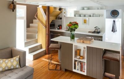 how to maximize space in a small house