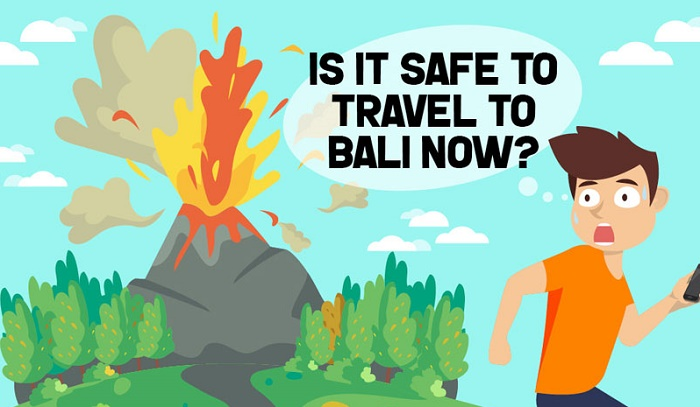 Is it safe to travel to Bali